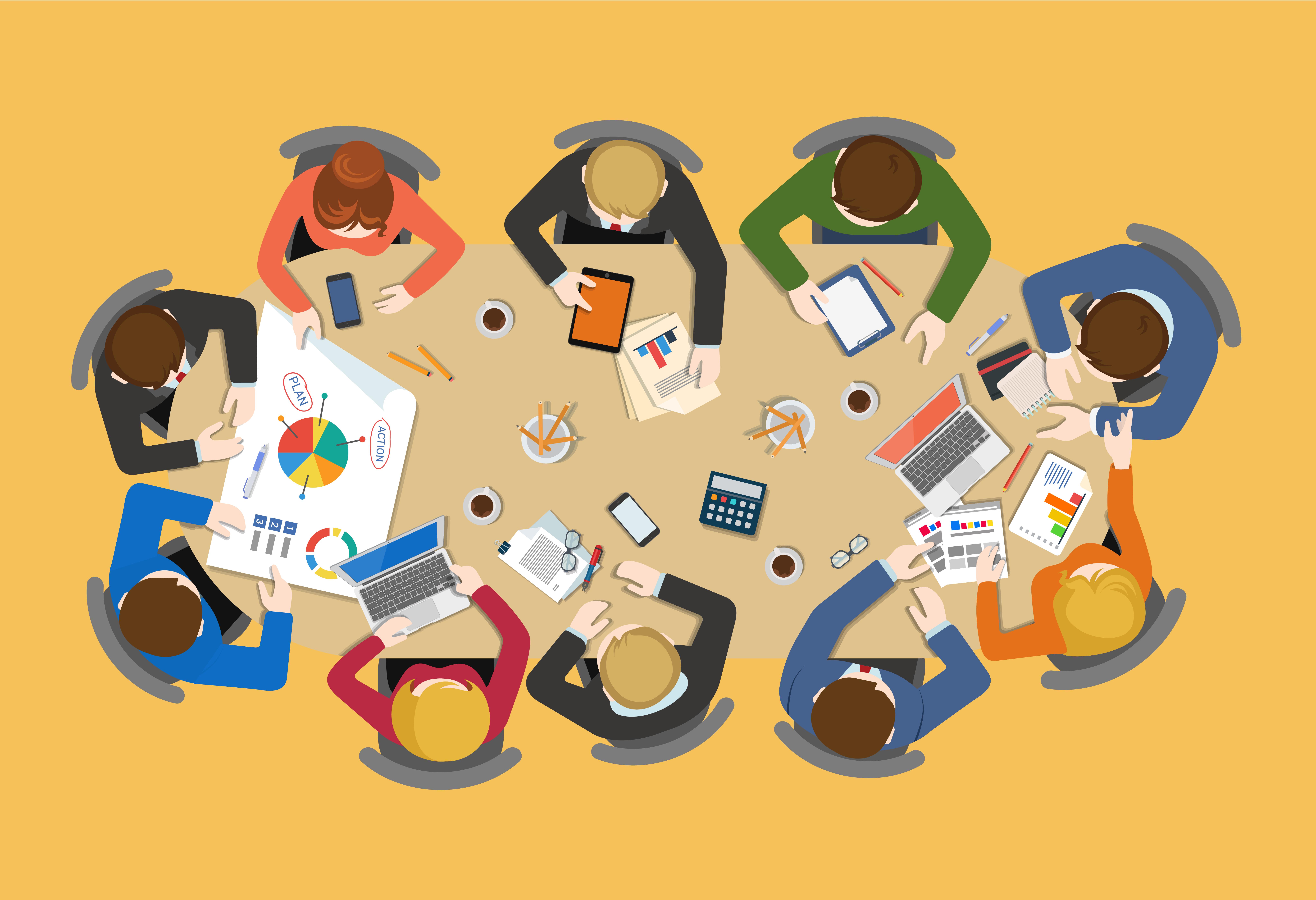 PERA: una herramienta para comunicar una idea