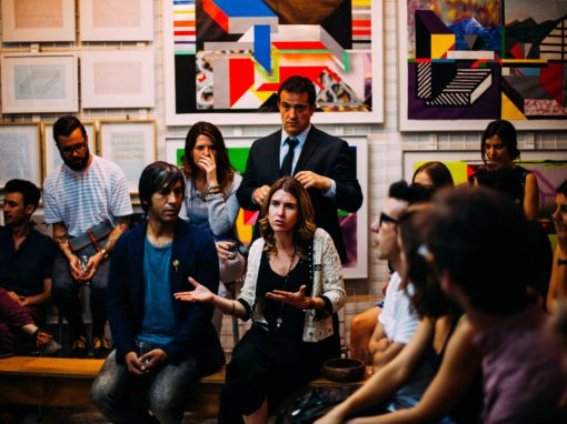 Cómo usar una Narrativa Multi Audiencia para comunicar un cambio organizacional: caso farmacéutica