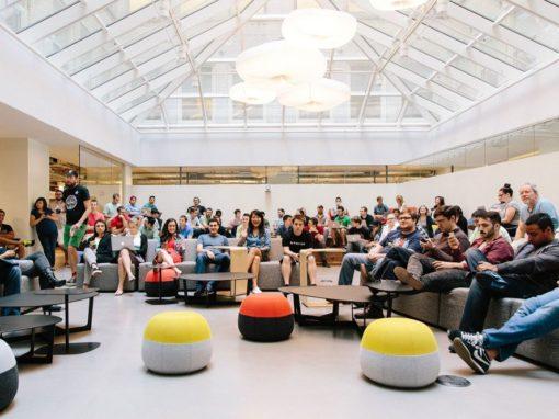 ¿Quieres acelerar la transformación en tu empresa? Organiza un townhall memorable